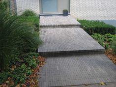betonklinkers waalformaat Timber Roof, Gray Rock, Getaway Cabins, Wet Bars, Real Wood, Brick, Pergola, Sidewalk, Backyard