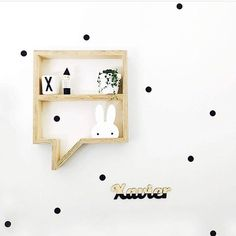 Polka dot obsession! ••• these are my absolute favourite wall stickers! And I guess you guys love them too cos they are just flying off the shelves! Perfect to complete your monochrome theme and add a fun touch to that dull corner. Available at the shop now✖️ pic via @mr.shelfie.design - check their amazing display shelves, love them! #monochrome #wallstickers #modernnursery #kidsinteriors #kidsdecor #nursery #nurseryideas #nurserydecor #barnrum #barnrumsinspo | SnapWidget