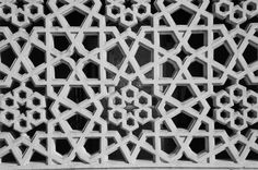 Patterns and textures in Dubai, UAE.   Black and white photography by Donna Corless.