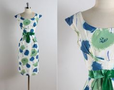 Laurie Jane . vintage 1950s dress . dress and by millstreetvintage