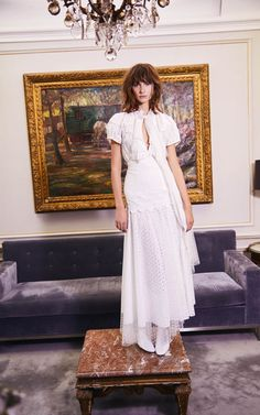 nevenka is a sustainable luxury eastern european fashion house specialising in ready to wear and custom made garments. all garments are made in melbourne in our own atelier. European Fashion, Fashion Shoot, Custom Made, Roots, Lace Skirt, Ready To Wear, White Dress, House Styles, Skirts