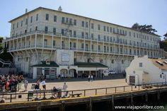 Centro de bienvenida de la Isla de Alcatraz