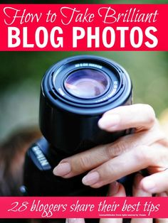 Great photos can make or break a blog. Particularly as Pinterest is so visual. The only problem is my photography stinks! The idea for my...