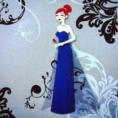 An ode to my favorite non-Disney princess! Anastasia Movie, Princess Anastasia, Non Disney Princesses, Disney Characters, Megan Woods, Princess Art, Paper Cutting, Cinderella, Snow White