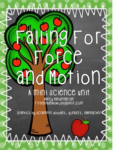 Force and Motion Fall Style!