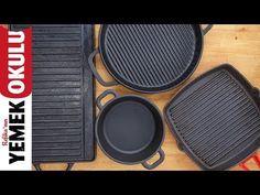 (36) Döküm Tencere / Tava Hakkında İpuçları | Mutfak 101 - YouTube