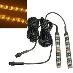 2pcs universal motorcycle amber led turn signal indicator blinker strip light - Categoria: Avisos Clasificados Gratis  Estado del Producto: NuevoMENUHomeProdottiPagina UtenteFeedbackInfoHomeProdottiPagina UtenteFeedbackInfo2PCS UNIVERSAL MOTORCYCLE AMBER LED TURN SIGNAL INDICATOR BLINKER STRIP LIGHT DESCRIZIONEDescription: Make your bike or scooter more eyecatching with these 6 superbright flexible LED light stripsFlexible and durable stripsSimple to install, Flexible rubber to easy to mount…