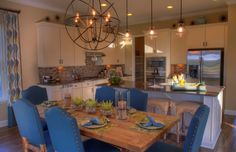 Dining done right by ICI Homes in Siena at Town Center. #nocatee