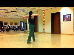 Workshop by Alien Ramirez Body Movement (1-23-2013) - YouTube