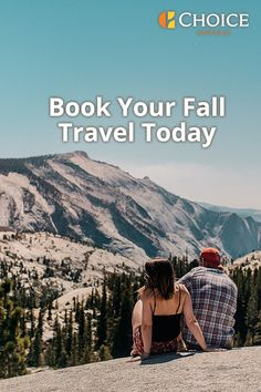 Adventure awaits this fall. Book direct at ChoiceHotels.com and get the lowest price, guaranteed. BADDA BOOK. BADDA BOOM. T&Cs apply.