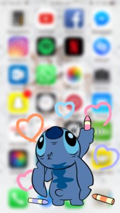 This pin was discovered by annabeth& Flash Wallpaper, Disney Phone Wallpaper, Cartoon Wallpaper Iphone, Iphone Wallpaper Tumblr Aesthetic, Cute Cartoon Wallpapers, Galaxy Wallpaper, Lilo And Stitch Quotes, Lilo Ve Stitch, Disney Stitch