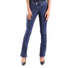 Trousers Women, Women's Trousers, Jeans Pants, Blue Jeans, Clothes For Women, Color Blue, Style Fashion, Cotton, Fall Winter
