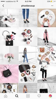 14 amazing Instagram theme ideas + the app to use to make BEAUTIFUL themes.