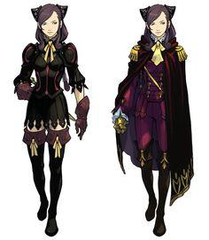 High Inquisitor Darklaw from Professor Layton vs. Phoenix Wright: Ace Attorney