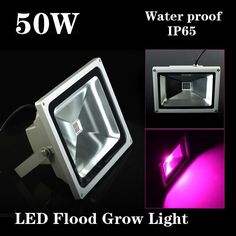 65.00$  Buy now - http://alin0t.worldwells.pw/go.php?t=32604215625 - 50W 3600-3800LM LED Grow Flood Light Plant Lamps Best For Greenhouse Hydroponics Vegetables and Flowering Plants Waterproof IP65 65.00$