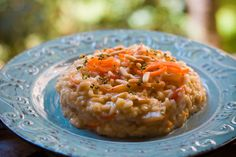 Risotto LaiMing (Ananas e Papaya)