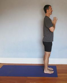 Featured Sequence: Mini Sun Salutation | YOGA FOR HEALTHY AGING