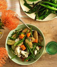 Oaxacan vegetable salad :: Gourmet Traveller