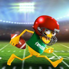 Famelik al Super Bowl, sono con voi 'Ogni Maledetta Domenica'! #Gggwfddlahh