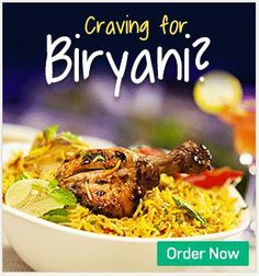 "The origin of biryani is uncertain. In North India, it is traditionally associated with the Mughlai cuisine of Delhi and the Awadhi cuisine of Lucknow; in South India, it is traditionally associated with the Hyderabadi cuisine.  The word ""biryani"" is derived from Persian language. One theory is that it originates from ""birinj"", the Persian word for rice.  Shop Now - > http://www.couponsnip.in/foodpanda-coupon-codes-voucher-coupons/"