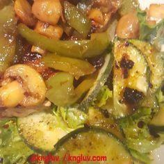 Veggies and salad today #veggies  @kngluv kngluv.com