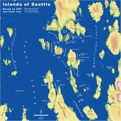 Islands Of Seattle NoStreets2014