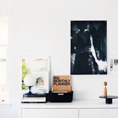 Oversized photo print by Bonnie Tsang
