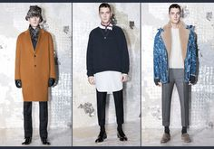 - Acne AW2013 Men´s Collection