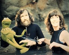 Retronaut - Behind the scenes with the Muppets 1970's