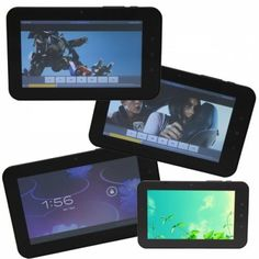 Android TabletPC with Wifi