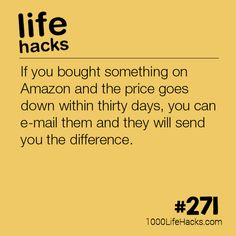 The post Save Money On Amazon appeared first on 1000 Life Hacks.