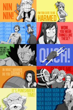 Some of the best quotes from each character