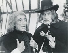 """Vincent Price in """"The Conqueror Worm"""" aka """"Witchfinder General"""" (1968)"""