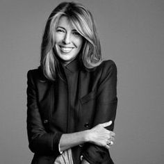 Nina Garcia - Official Pinterest Account. Creative Director of Marie Claire Magazine and Project Runway Judge