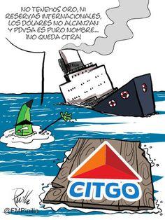 """""""Alcabalas de hipoteca"""" por Eduardo José Sánchez Avila http://shar.es/1nRo7n #Venezuela #CITGO"""
