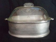 Guardian Cookware Lg 12 X 10 Cast Aluminum Roaster w/lid