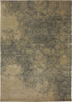 Karastan Evanescent Bari Gray Area Rug