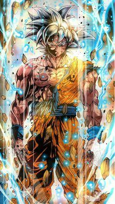 🔥#Super Goku.#dragon ball super wallpaper.#dragon ball z drawing.#dragon ball z wallpaper.