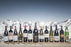 Internationale Winzer, Spitzenköche & Skiguides treffen sich jährlich beim Weinfestival \ Gourmet Festival, Drinks, Bottle, Gourmet Cooking, Reunions, Wine, Drinking, Beverages, Flask