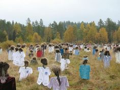 The Silent People, Suomussalmi, Finalnd
