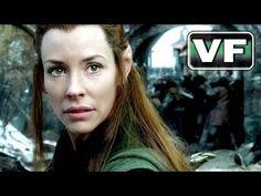 LE HOBBIT 3 Bande Annonce VF (2014) - YouTube