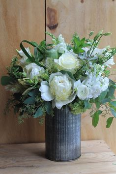 Send the Organic Beauty bouquet of flowers from Gotham Florist in New York, NY. Local fresh flower delivery directly from the florist and never in a box!
