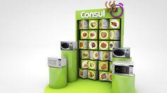 Consul • Microondas