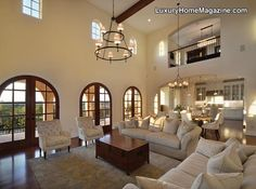 Beautiful Interior in this Luxury Estate #decor #design #homes #house #home #white