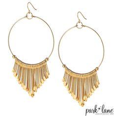 Strut Earrings #parklanejewelry