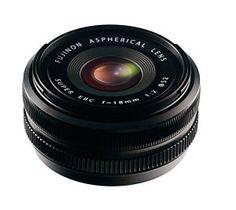 Fujifilm 18mm F2.0 Lens