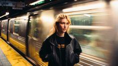 Caro Lossberg in New York City on Behance Urban Photography, Film Photography, Creative Photography, Amazing Photography, Street Photography, Portrait Inspiration, Photoshoot Inspiration, New York City, Nyc Train