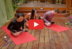 Work out all those kinks while kicking soreness to the curb in less than 20 minutes. http://greatist.com/move/total-body-stretching-exercises-video