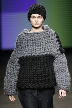 Miriam Ponsa AW 2015/16 Exile | 080 Barcelona Fashion