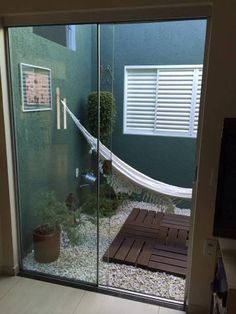 Outdoor Decor, House Design, Green Interiors, Indoor Outdoor Living, Small Backyard Design, Interior Garden, Home Deco, Home Decor Furniture, Patio Interior